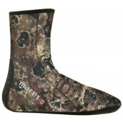 CALZARI 3mm MARES CAMO BROWN OPEN