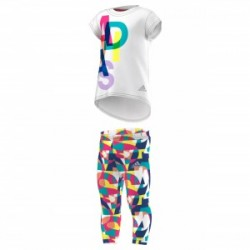 COMPLETINO BABY (T-SHIRT + LEGGINGS) ADIDAS I MM G TIGHTSET