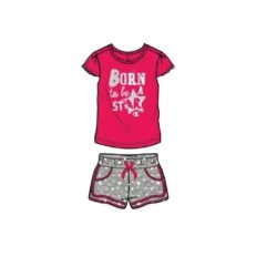 COMPLETINO BABY (T-SHIRT + SHORT) CHAMPION STELLINE