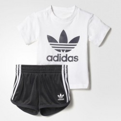 COMPLETINO INFANT (T-SHIRT + SHORT) ADIDAS I V TEESHORT