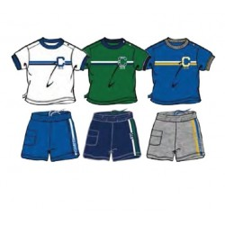 COMPLETINO INFANT (T-SHIRT + SHORT) CHAMPION