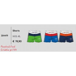 COSTUME JUNIOR A PANTALONCINO CHAMPION