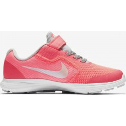 D28/5  SCARPE JUNIOR CON STRAPPO NIKE REVOLUTION 3 PS