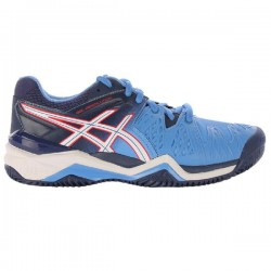 d39,5 SCARPE TENNIS ASICS GEL RESOLUTION 6 CLAY