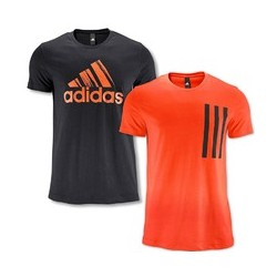 T-SHIRT ADIDAS 2IN1 PACK