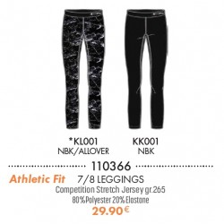 LEGGINGS 7/8 CHAMPION Athl. Str.jerse