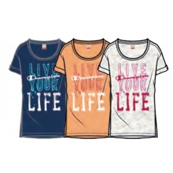 MAXI T-SHIRT CHAMPION LIVE YOUR LIFE