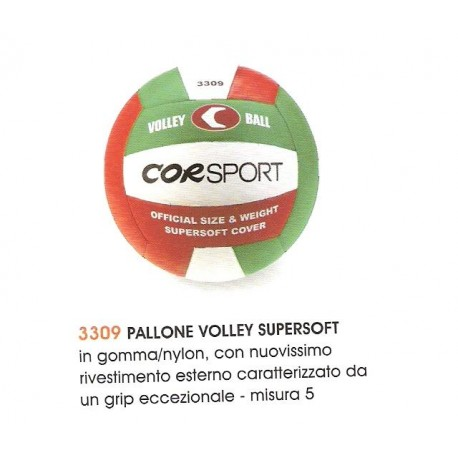PALLONE VOLLEY SUPERSOFT