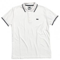 POLO HELLY HANSEN CON COLLETTO RIGATO KOS SS
