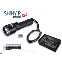 TORCIA A LED RICARICABILE SHINY R