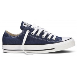 SCARPE CONVERSE ALL STAR OX BLU BASSE