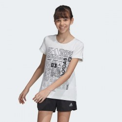 T-SHIRT GIRL IN CLIMALITE ADIDAS YG TR IC TEE