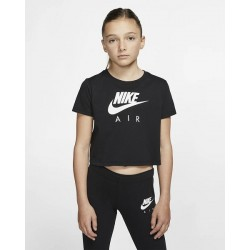 T-SHIRT CORTA GIRL NIKE G NSW AIR CROP
